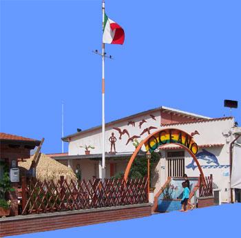 Nei pressi di Villa Ronaldi Ricci, nei primi novecento, nascevano le prime  strutture balneari, e famiglie con lo spirito degli affari ed un po\u0027  avventurose,